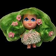 Vintage Liddle Kiddles Apple Blossom Kologne Doll