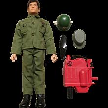 "Vintage 1970 GI Joe Adventure Team Man of Action 12"" Action Figure"