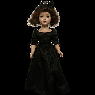 "Vintage 20"" Arranbee R&B Hard Plastic Walker Doll"