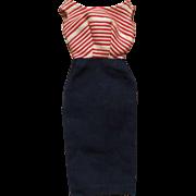 Vintage Barbie Cruise Stripes #918