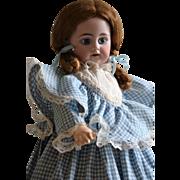 Rare to find & All-Original Simon & Halbig 1009 German Character Child