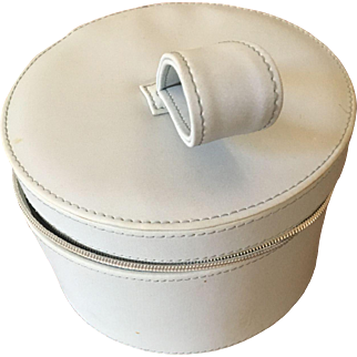 Hat Box Style Perfume Carrier