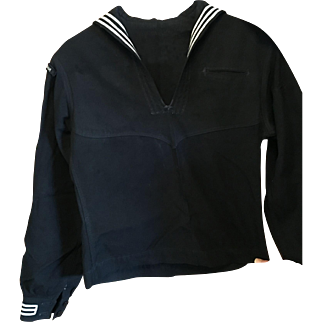 Navy Uniform from the ship Shenandoah