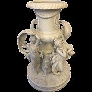 Sevres France Circa 1743-1809 Luis Simon Bouzait Bisque  Sculpture