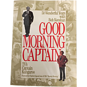 Vintage Soft Cover Good Morning Captain Kangaroo
