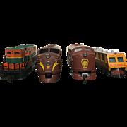 Vintage Ahm HO Locomotive Package including Model power Transformer