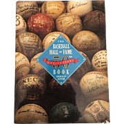 The Baseball Hall Of Fame 50th Edition Collectors Hardback Book