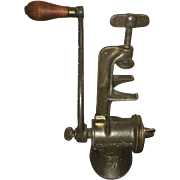 Early 20th Century American Winchester Repeating Arms No W12 Meat Grinder