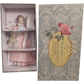 """UFDC Convention Doll  """"Grace"""" by Beverly Walter"""