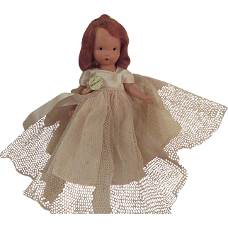 Nancy Ann Storybook Bisque Doll
