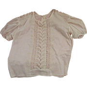 Ladies Old Cotton Blouse