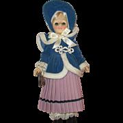 Effanbee Skater Doll