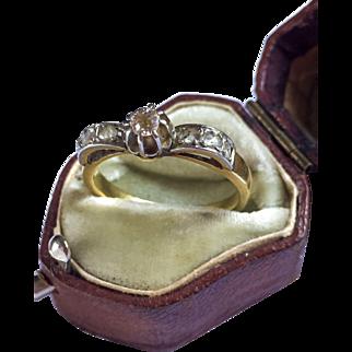 Stunning Diamond Solitaire Ring