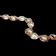 Heart Shape Rose Quartz Bracelet - Great Valentine's Gift