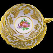 Paragon pale mauve gold teacup duo  xx
