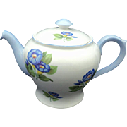 Shelley Morning Glory small tea pot