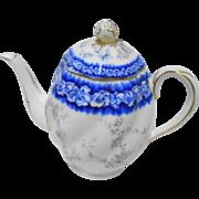 Coalport Old Dalemere roses swirl small tea pot