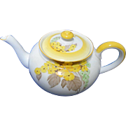 Shelley Art Deco Phlox large tea pot