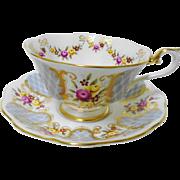 Royal Albert Avon MARIE LOUISE tea cup and saucer