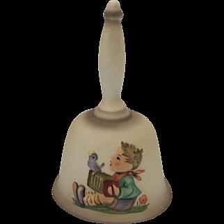 Goebel Hummel - Let's Sing Annual Bell