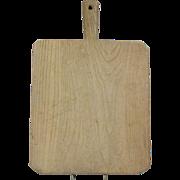 French Handmade Solid wood chopping board