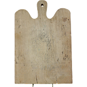 French Antique Solid Wood Cutting Board