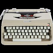 Underwood 18 Portable Typewriter