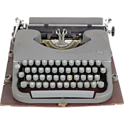 Japy Boxed Portable Typewriter