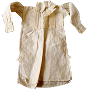 A Charming Antique Victorian Sample Shirt or Antique Dolls Shirt C.1880