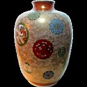 Very Fine Large Antique Japanese IMARI Vase - Fukagawa / Related - Meiji Period