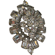 Jewelry: Weiss Brooch
