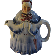 Staffordshire English Teapot