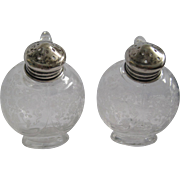 Fostoria Salt and Pepper