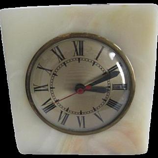 Clock: Onyx Electric