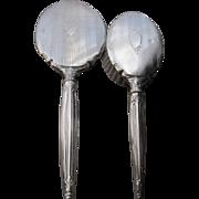 Sterling Silver Vanity Set