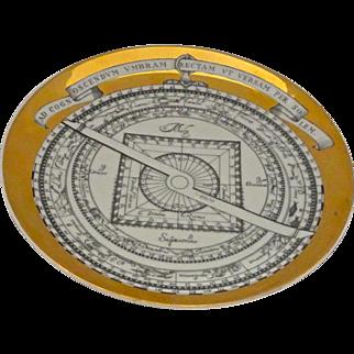Piero Fornasetti, Milan: Astrolabio Plate