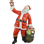 Vintage 1981 Royal Doulton Santa Claus Number HN 2725