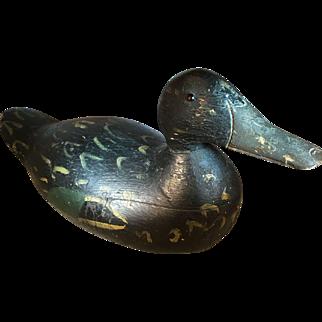 Hays Duck Decoy with Original Paint