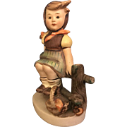 Just Resting-#112 Hummel Figurine