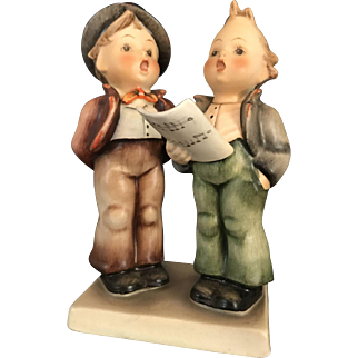 Hummel Figurine #130-Duet