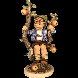 Hummel Figurine #142V-Apple Tree Boy