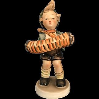 Hummel Figurine #185-Accordion Boy
