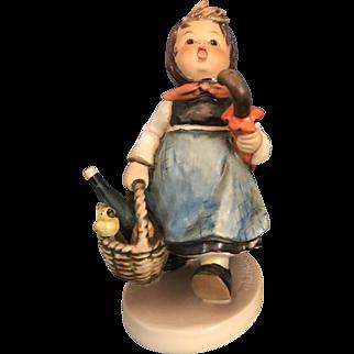 Hummel Figurine #382-Visiting an Invalid