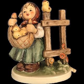 Hummel Figurine #385-Chicken-Licken
