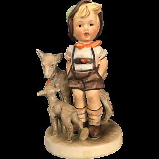 Hummel Figurine #200-Little Goat Herder