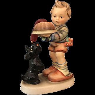 Hummel Figurine #9-Begging His Share