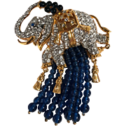 Elizabeth Taylor Elephant Walk Fashion Jewelry from Avon