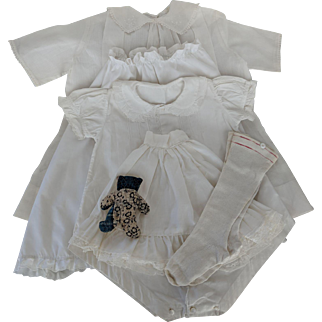 Vintage Doll Cloths and Accessories