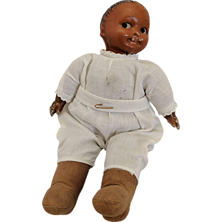African American Baby Doll