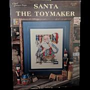 Cross Stitch Book-Leaflet By Carol Emmer
